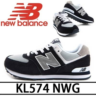【送料無料 NEW BALANCE 574 Series】KL574 N