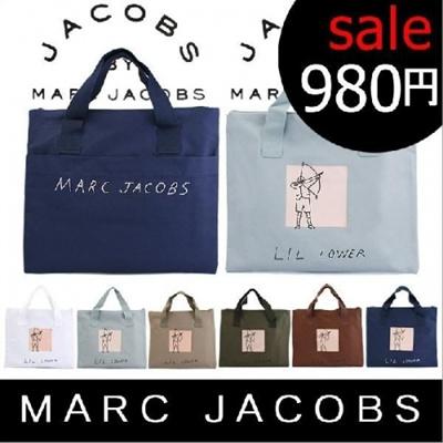 【今だけ★980円】lillower-to 新作 2011 マークバイマークジェイコブス トートバッグ MARC BY MARC JACOBS エコバッグ LIL LOWER MARC BY MARC