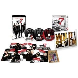 (日本版)瑛太、丸山隆平 主演の映画「ワイルド7」Blu-ray&DVDセット(プレミアムエディション)  JBLUMO020