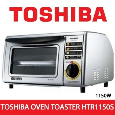 Countertop Oven Singapore : Qoo10 - HTR-1150S- Toshiba Oven Toaster : Home Electronics