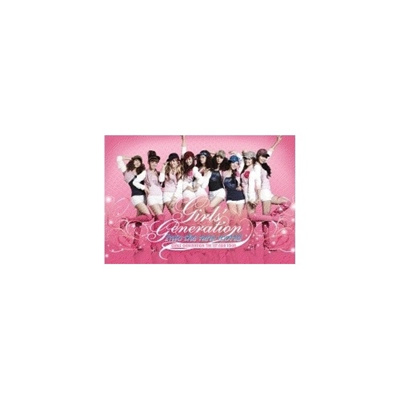 [ DVD ] 少女時代 GIRLS GENERATION/ THE 1 ST ASIA  TOUR / INTRO THE NEW WORLD 2DVD+ SPECIAL PHOTOBOOK