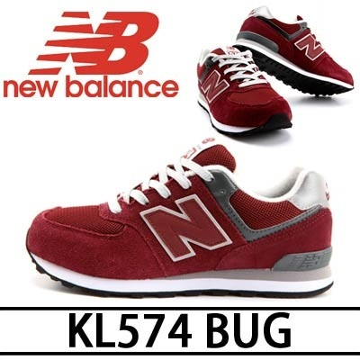 【送料無料 NEW BALANCE 574 Series】KL574 B