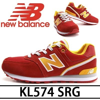 【送料無料 NEW BALANCE 574 Series】KL574 S