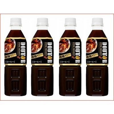 ドトール 微糖コーヒー 500ml x 24本