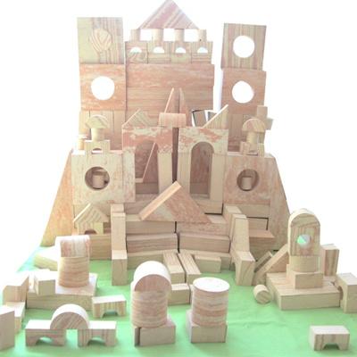 七色花幼教幼儿园早教建构搭建玩具软积木eva大型积木