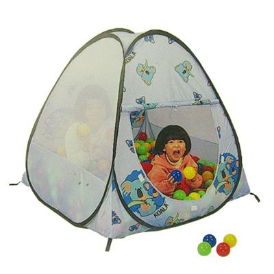 七色花幼教幼儿园玩具海洋球池游戏屋小伙伴球屋儿童帐篷619c