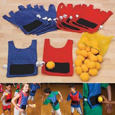 七色花幼教幼儿园户外团队运动趣味体育追逐游戏玩具