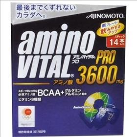 アミノバイタル プロ 3600 14本入 【アミノ酸サプリメント】[BCAA]