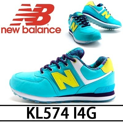 【送料無料 NEW BALANCE 574 Series】KL574 I
