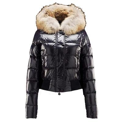 [MONCLER]★13FW★ モンクレール 女性 ラクーンファーフードパディングジャケット45329 ALPIN-742
