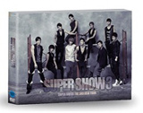 ★koreanssong★ポスター無料 Super Junior - The 3rd ASIA TOUR:SUPER SHOW 3 DVD (予約)