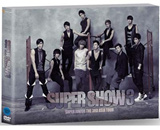 【予約】 SUPER JUNIOR [Super Show 3 DVD] THE 3RD ASIA TOUR Super Show 3 2dvd + Special ColorPhotoBook+po