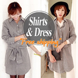 ★★Free Shipping/made in korea★★Best seller/Tops/Blouses/Dresses/t-shirts/denim/women fashion/Plus size/