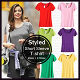 30color ☆highly recommend☆ Womens Spring Summer Colorful  Cotton sweet Tanks top T-shirt Camisole undershirt