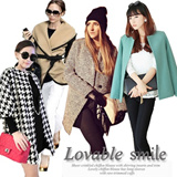 New Update!Korean UK Winter Coats Winter Jackets/Women Fashion Woolen Coats/Trench Coats/Warm Outwear/Size S-XXXL/BEST SELLING
