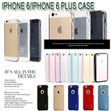 [BUY 2 FREE SHIPPING]2014 NEW ITEM!IPHONE 6/IPHONE 6 PLUS CASE/ TPU/Metal Rim/Leather Case/IPhone Casing Case Cover/IPHONE 6  4.7/IPHONE 6 PLUS 5.5
