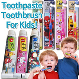 [LG][Perioe Kids]For Your Baby! / Toothpaste / Toothbrush / Larva / Kitty / Avengers