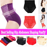 Bestseller! Super Slimming! Womens High Waist Slimming Panties/Hip Abdomen Waist Leg Shaper Wear/Shaping Panty