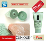 CLINIQUE | 7 day Scrub Cream | Original Travel Size / Sample Size
