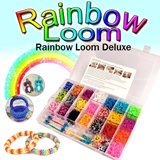 "Lowest price! 5/30~31 17.9! ▶KOREA Golden Egg 'Rainbow Loom Deluxe' Special Edition Package◀GFA-""Special offer~!"" All in One/ Rainbow loom Instruction Video site Link"