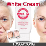 [TOSOWOONG] Monster Cream The White/Whitening/Lightning cream/Anti-wrinkle cream/Bright skin/korea