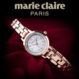 Marie Claire Womens luxury watch/quartz