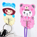 [One space] Magic Hook New home ideal good/magic wall hook / Non-Stick Glue / Reusable /non sign hoo