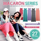 MACARON SERIES MAXIS ★ PREMIUM BASICS ★ MAXI DRESSES ★ OBDESIGN ★ I.MODA  ★ THE INCOGNITA GIRL ★ PLUS SIZE ★ FREE SIZE