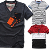 ★NEW ARRIVAL★Men T-shirts★Unisex T-Shirts★Men Base Shirts/Men Undershirts/Pure Color