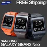 [FREE Shipping!]Samsung Galaxy Gear2 Neo / Fit Fitness Tracker Smartwatch Watch with OS