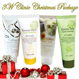 [CHRISTMAS PACKAGE]DODO 3W CLINIC FOAM CLEANSING 100 ml + HAND CREAM 100 ml