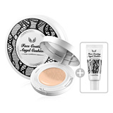 Secret Kiss Face Coating Angel Cushion 13g + face coating 8g (SPF50+/PA+++)