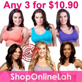 [Quality Assured] 3 for $10.90 NEW! Magic Bra 2nd Generation - Removable Bra Pads Included! 75% OFF