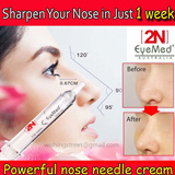 No Surgery 2N Eyemed Nasal Bone Remodeling Essence Nose Lift Up Cream / Nose sharpen 2N nose rise heighten slimming shaping product Powerful needle cream innovative product