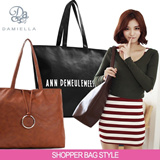 Trustseller★Damiella★KOREAN Big shoulderbag★palt price/crossbag/bigbag/totebag/handbag
