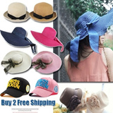 [buy 2 free shipping]2014 Summer UV Protect Straw Hats/Beach Hat/Foldable Hat/Baseball Cap/Hiphop Cap/Pearl Diamond decorated Sun Cap/NEW LISTING