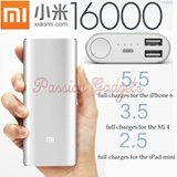 [CHEAPEST!]★100% Authentic!★SG Shop Assurance! Xiaomi 16000mAh 10400mAh Powerbank Portable Charger iphone 5/5S/6/6 plus Samsung/xiao mi mi3 Power Bank Silicone 10400 mah Yoobao 5200 redmi