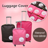 Suitcase Cover Skin / Travel /Waterproof Anti-Scratch Protection/Ready Stock