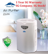 Clean Air HEPA UV large air purifier Haze killer ! HEPA and UV Light etc ! BEST!Good for baby !Lex etc bag / 5 layers of Filtration!
