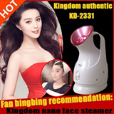 ★ HOT ★ KINGDOM FACE STEAMER / HOUSEHOLD NANO FACE STEAMER KD-2331 ★ MEDICAL GRADE ★ RADIATIONLESS ★ Portable Digital Contactless Infrared IR Body/forehead/Object Thermometer temperature