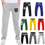 [BUY 2 ONE SHIPPING FEE]Men Casual Sport Pants/Long Trousers/XXlll/PYREX 23/EXO/HBA/FUKK/Transformers/YMCMB HIPHOP Pants/Training Pants/Leisure Pants