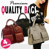 [Chrismas Gift]【Buy 2 Free Qxpress】★【Super Premium Quality Bag Sale】★INSPIRED STYLE STARBAGS Buckle Bucket etc ShoulderBag/Handbag/Working Bag/Tote/Big Bag/Lady Bag/Clutch LB-CB08