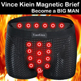 Vince Klein Healthy Underwear / Magnetic Brief for Men (Original) The mens health essential choice! Self-confidence Dignity  Passion!