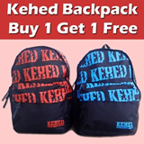 [BUY 1 GET 1 FREE] BLUE AND RED BACKPACK FROM KEHED
