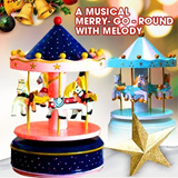 For A Musical merry-go-round With Melody (Available In 80 Designs)