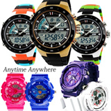 NEW Fashion SKMEI Men Sports Watches Waterproof Vogue Digital Watch Military Multifunctional Mens Wristwatches reloj