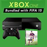 Microsoft Xbox One FIFA Bundle Without Kinect Sensor CLICK SEE SPECIAL PRICE
