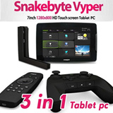 3 in 1  Snakebyte Vyper tablet [TABLET PC + GAMING CONSOLE + SMART TV]