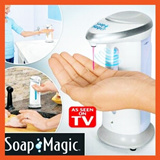 [1+1] NEW PROMO..!! Buy 1 Get 1 FREE MAGIC SOAP DISPENSER