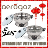 Aerogaz Electric Steamboat Special Promo ( steam boat / CNY / reunion Dinner )